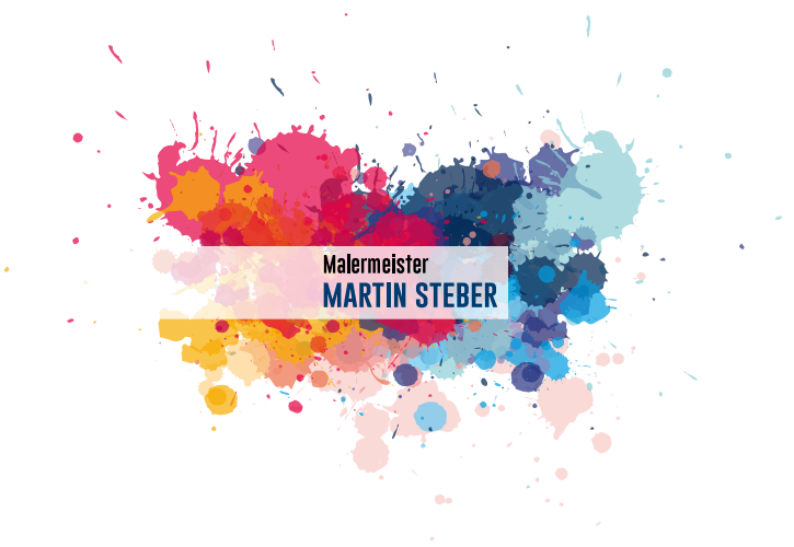 Logo des Malermeisters Martin Steber aus Kissing